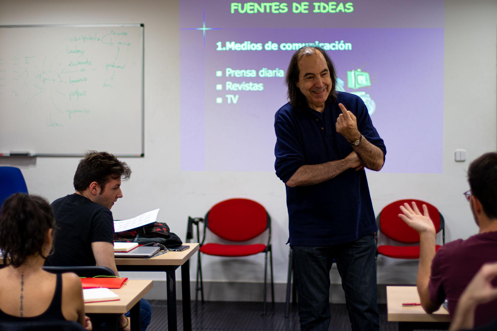 Valentín Fernández Tubau inaugura XV Edición