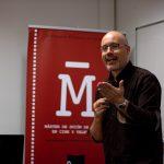 David Pulido imparte taller de creación de personajes