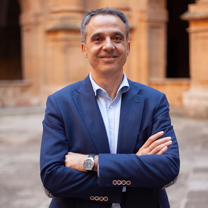 Miguel Ángel Huerta. Profesor Máster Guion.