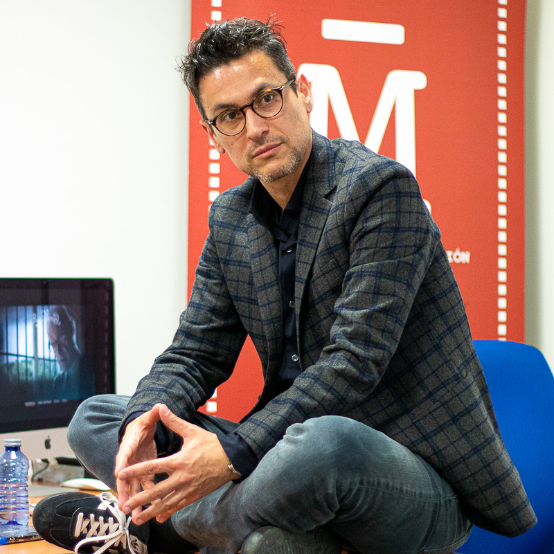 Rodrigo Cortés. Director de Cine. Profesor Máster guion.