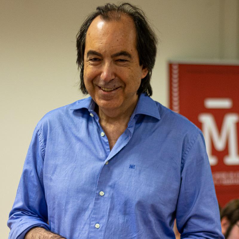 Valentín Fernández Tubau. Profesor Máster guion