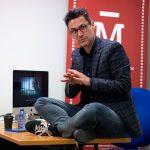 Rodrigo Cortés en el Máster de guion